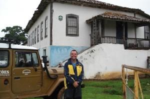 Fazenda Bananal, 300 anos